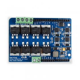 Dual Channel H-Bridge Motor Shield-V1.5