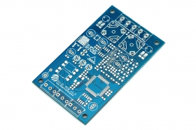 Dual Channel Inductive Loop Vehicle Detector - v1.3 PCB Board