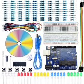 Elecrow UNO R3 Basic Starter Kit with Tutorial for Arduino