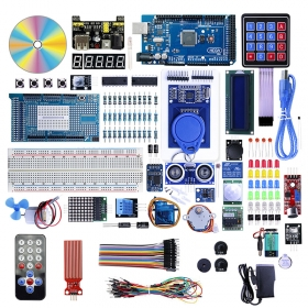 Elecrow Mega 2560 Ultimate Starter Kit for Arduino