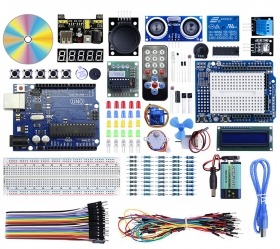 ELecrow UNO R3 Starter Kit for Arduino