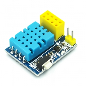 ESP8266 ESP-01/ESP-01S DHT11 Temperature Humidity WiFi NodeMCU Module for Arduino