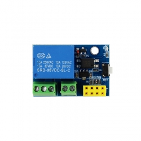 ESP8266 ESP-01/ESP-01S Relay WiFi Smart Control Module for Arduino