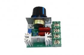 High power 2000W AC 50V-220V SCR Voltage Regulator Dimmer Speed Temperature Controller