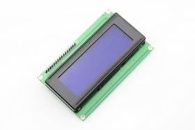 I2C 2004 LCD Module - Blue Backlight