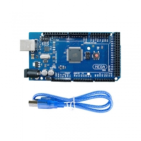 Elecrow MEGA 2560 R3 Board ATmega2560 ATMEGA16U2 + USB Cable for Arduino