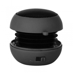 Mini Portable Hamburger Speaker Amplifier for iPod/iPad/Laptop/Phone/Tblet PC