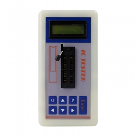 Portable Transistor Tester LED Digital Maintenance Meter IC Detector
