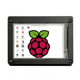 Raspberry Pi 3.5 inch HDMI LCD Dsiaplay Acrylic Case