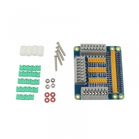 Raspberry Pi 2/3 Model B Multi-functional GPIO Expansion Board