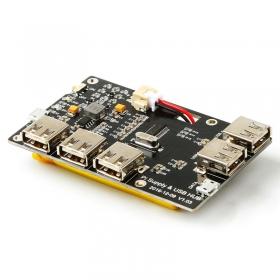 Raspberry Pi Supply& USB HUB