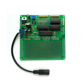 Serial driver for large seven segment LED displays (PCB only)
