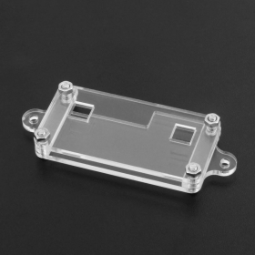 Transparent Acrylic Shell for Micro: bit Development Board
