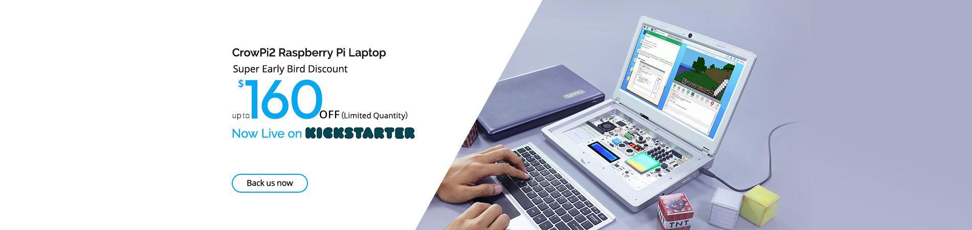 https://www.kickstarter.com/projects/elecrow/crowpi2-steam-education-platformand-raspberry-pi-laptop?ref=discovery&term=crowpi2