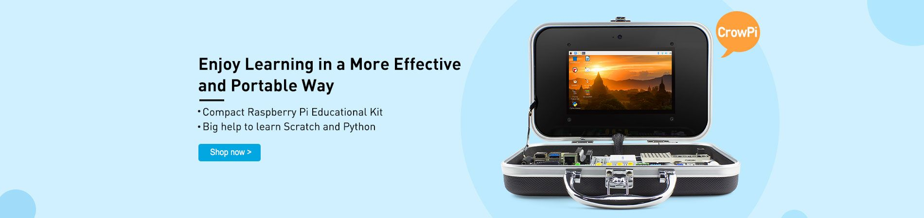 https://www.elecrow.com/crowpi-compact-raspberry-pi-educational-kit.html