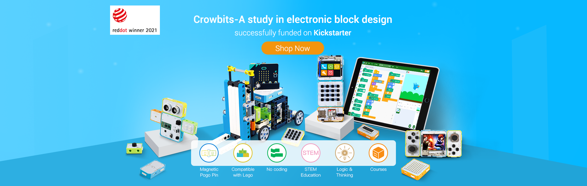 https://www.elecrow.com/crowbits-kit/kits.html
