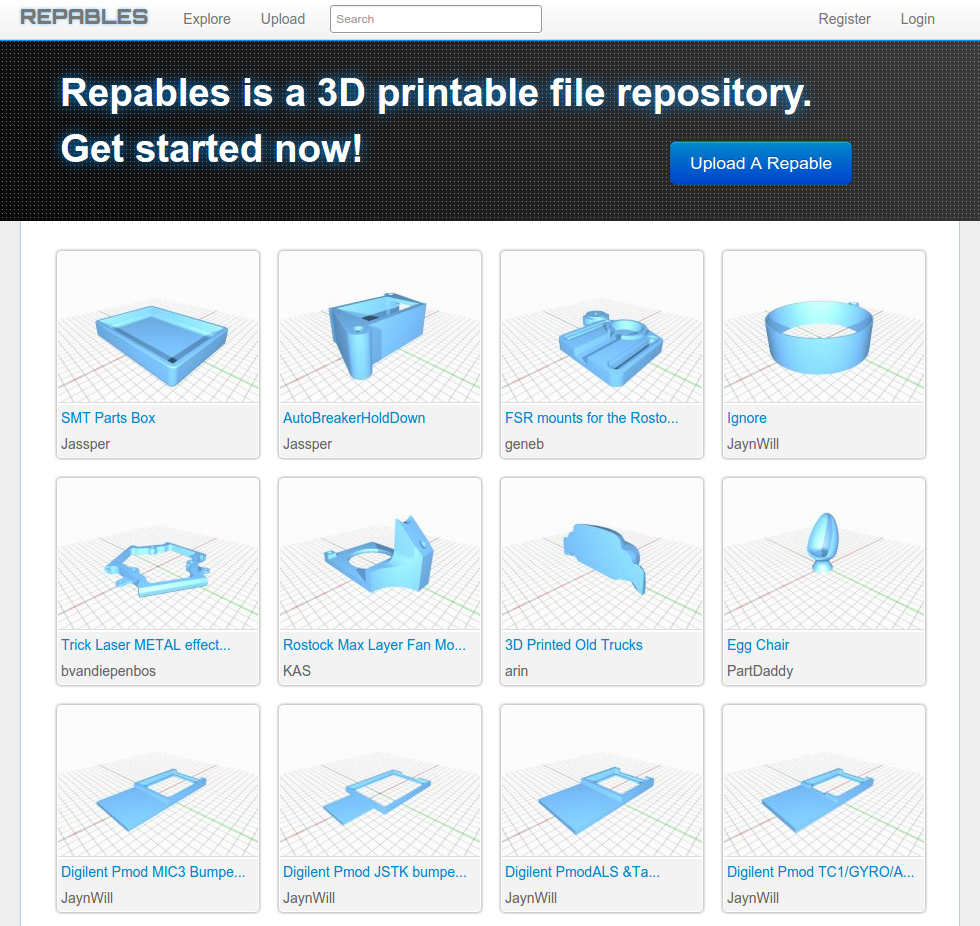 20 Best Sites To Download Free STL Files To 3D Print