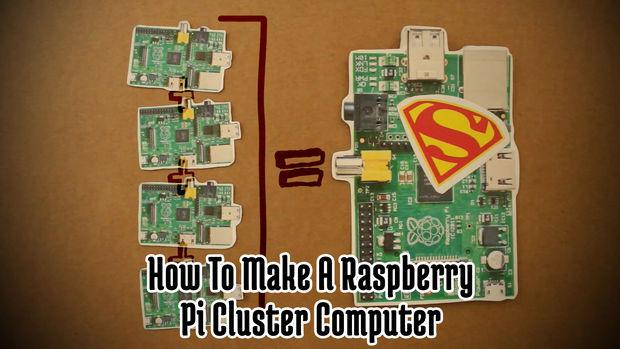 raspberry pi cluster basic tutorial