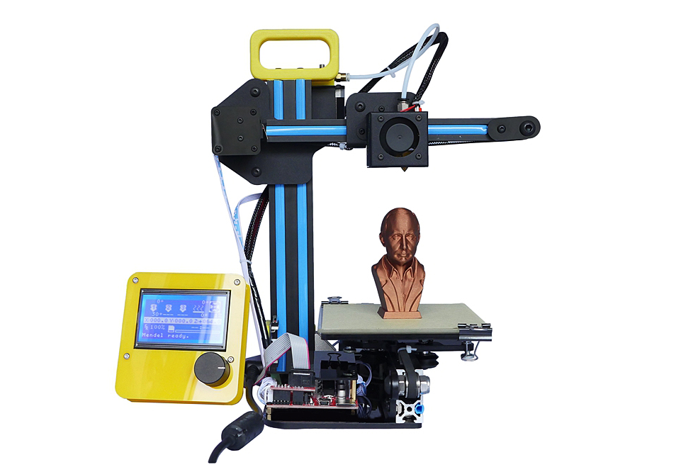 Portable 3D Printer - Full assembled