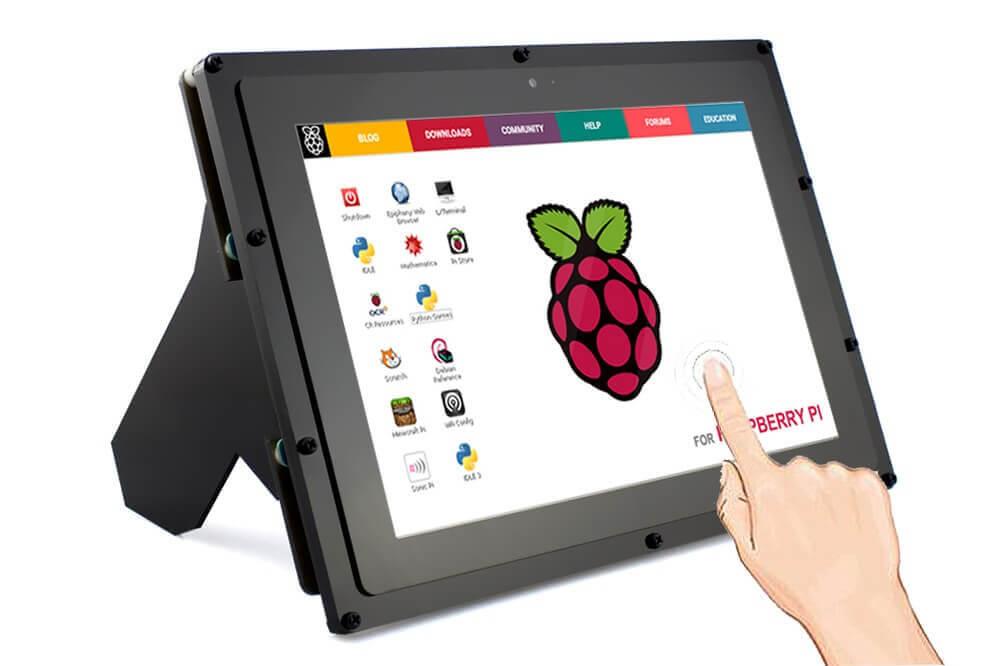 hdmi interface- 10.1 inch raqspberry pi