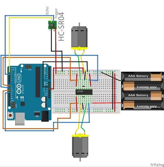 arduino-robot-wiring and
