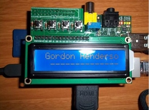 Read Your Pi ! 1602 LCD Display for Raspberry Pi GPIO