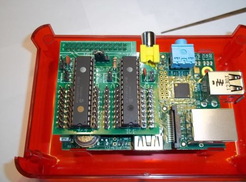 Protect Your Pi ! 32 IO Points for Raspberry Pi
