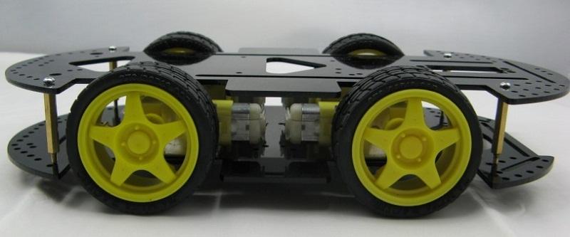 Dorado- 4WD Utility Mobile Platform