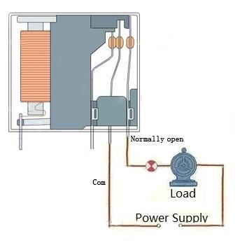 1-Channel Relay Module-10A