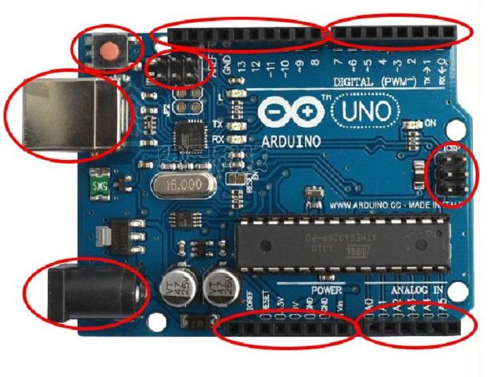 Arduino Connector kit