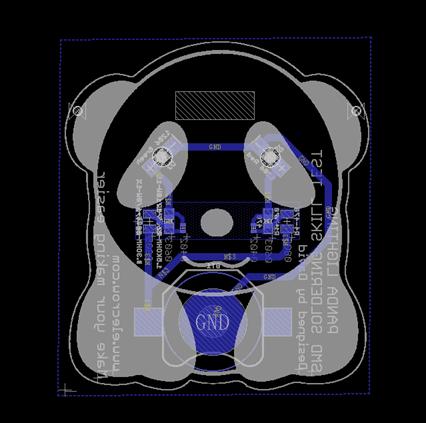 eagle layout add pads