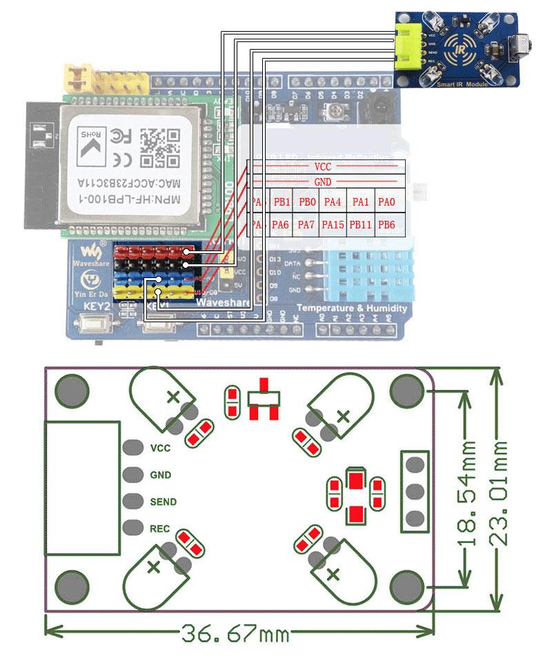 Arduino_Infrared_Remote_Control_IOT_Smart_IR_Module-2