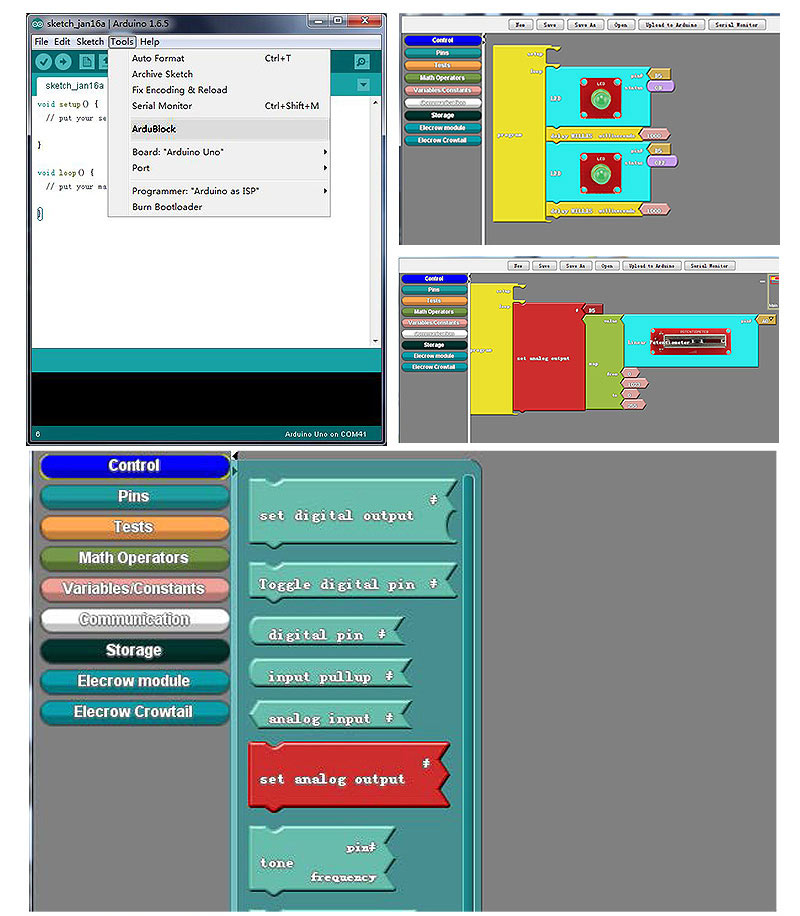 Crowtail- Starter Kit for Arduino