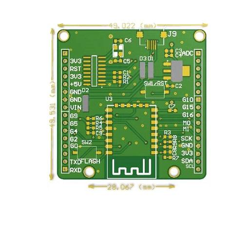 TPYBoard-V202-Development-Board-2