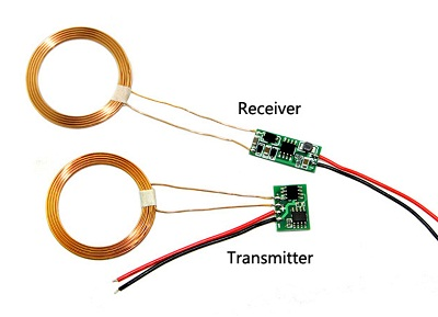Wireless Charger& Receiver