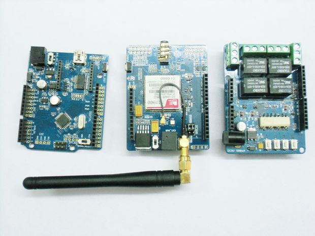 Arduino GSM Shield 2 Schematic - manualzzcom