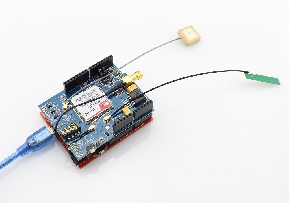 File:Plug SIM808 GPRS GSM+GPS to arduino jpg - Elecrow