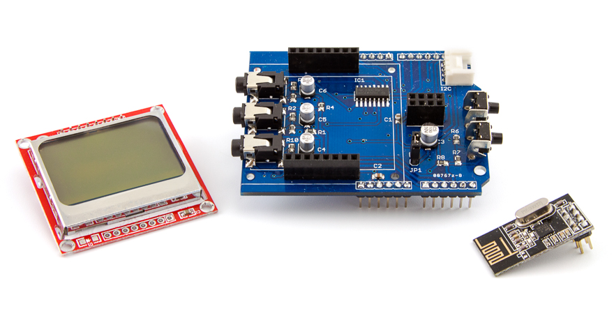 A Stackable Motor Driver Shield for the Arduino Hackaday