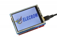 2.8 TFT Touch Shield