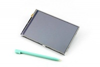 4 Inch HD 480x320 TFT Display with Touch Screen for Rapberry Pi