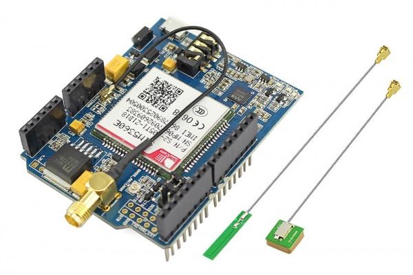 SIM5360E 3G Shield - Elecrow