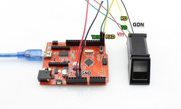 Arduino Fingerprint Sensor Library: Ideas about arduino
