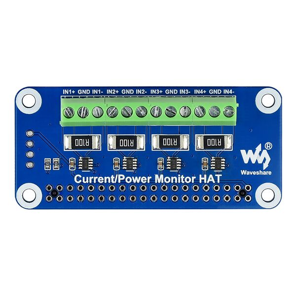 CurrentVoltagePower Monitor HAT for Raspberry Pi 3.jpg