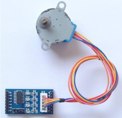 Uln2003 stepper motor driver elecrow for Micro stepper motor datasheet