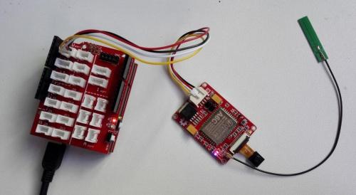 Crowtail- A6C GSM/GPRS Camera - Elecrow