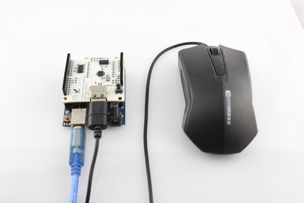 Usb host shield for arduino elecrow