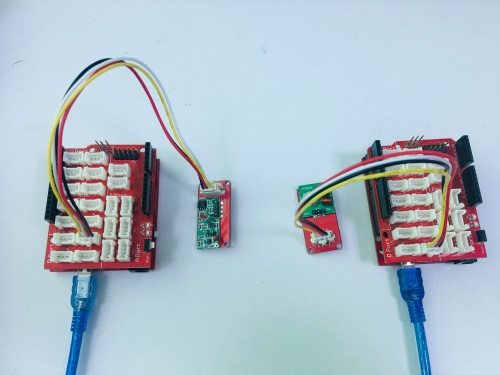 Crowtail- 315Mhz RF Receiver with Transmitter - Elecrow